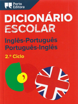 School English-Portuguese & Portuguese-English Dictionary 9789720054227