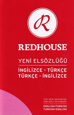 Redhouse Portable Dictionary: English-Turkish & Turkish-English - 9789758176007 - front cover