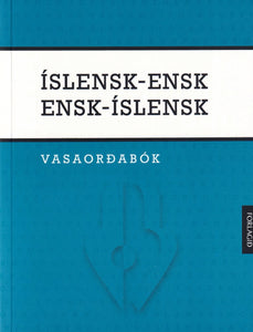 Forlagid Icelandic-English & English Icelandic Pocket Dictionary - 9789979535676 - front cover