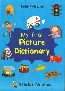 My First Picture Dictionary: English-Portuguese