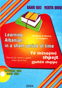 Learning Albanian in a Short Period of Time - course - 9789994364374