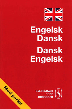 Gyldendal English-Danish & Danish-English Pocket Dictionary - 9788702013610 - front cover