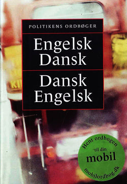 Politikens Pocket English-Danish & Danish-English Dictionary