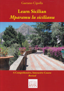 Learn Sicilian course book - 9781881901891 - front cover