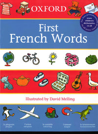 First French Words 9780199110025