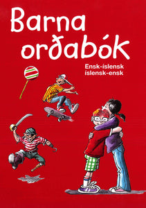 English-Icelandic & Icelandic-English Illustrated Picture Dictionary for Children 9789979329602