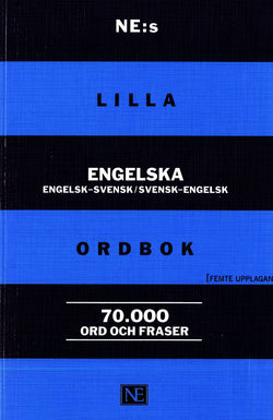 NE:s English-Swedish & Swedish-English Dictionary 9789188423245