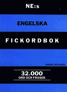 NE:s Pocket English-Swedish & Swedish-English Dictionary 9789188423184