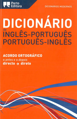 Modern English-Portuguese & Portuguese-English Dictionary 9789720014757
