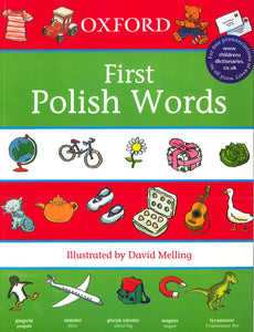 First Polish Words 9780199117154