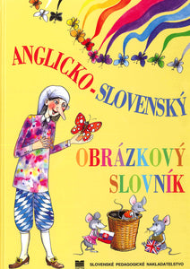 English-Slovak Picture Dictionary for Children and Schools 9788010015818