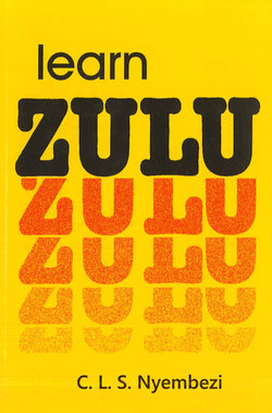 Learn Zulu Course 9780796002372