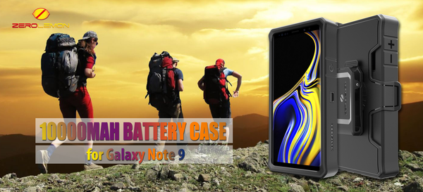 The New ZeroLemon Battery Charging Case for Galaxy Note 9 Taking the Market by Storm