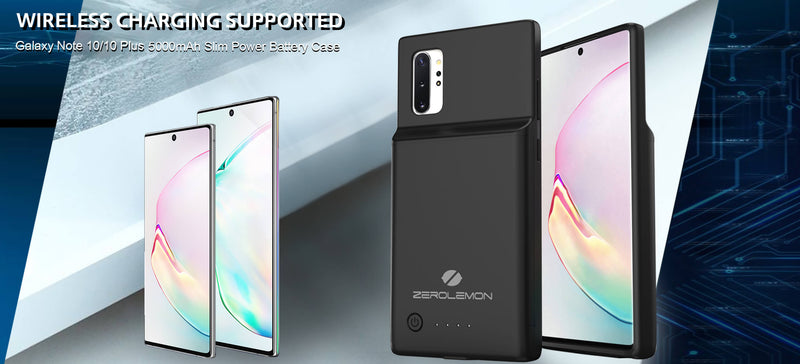 ZeroLemon Introduces New Long-lasting Battery Case for Samsung Galaxy Note 10 and Galaxy Note 10 Plus(5G)