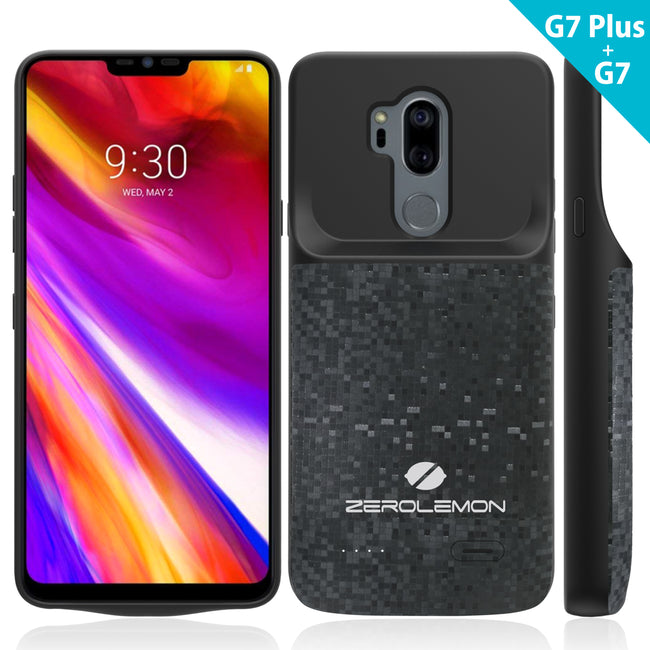 LG G7 Extended Battery Case 4700mAh