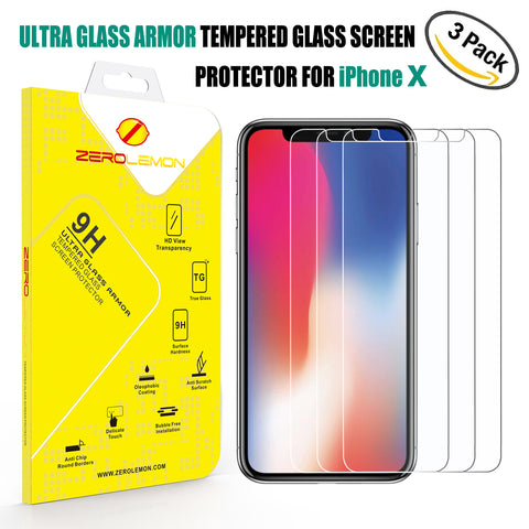 iPhone 5/5s/5c 9H Glass Screen Protector