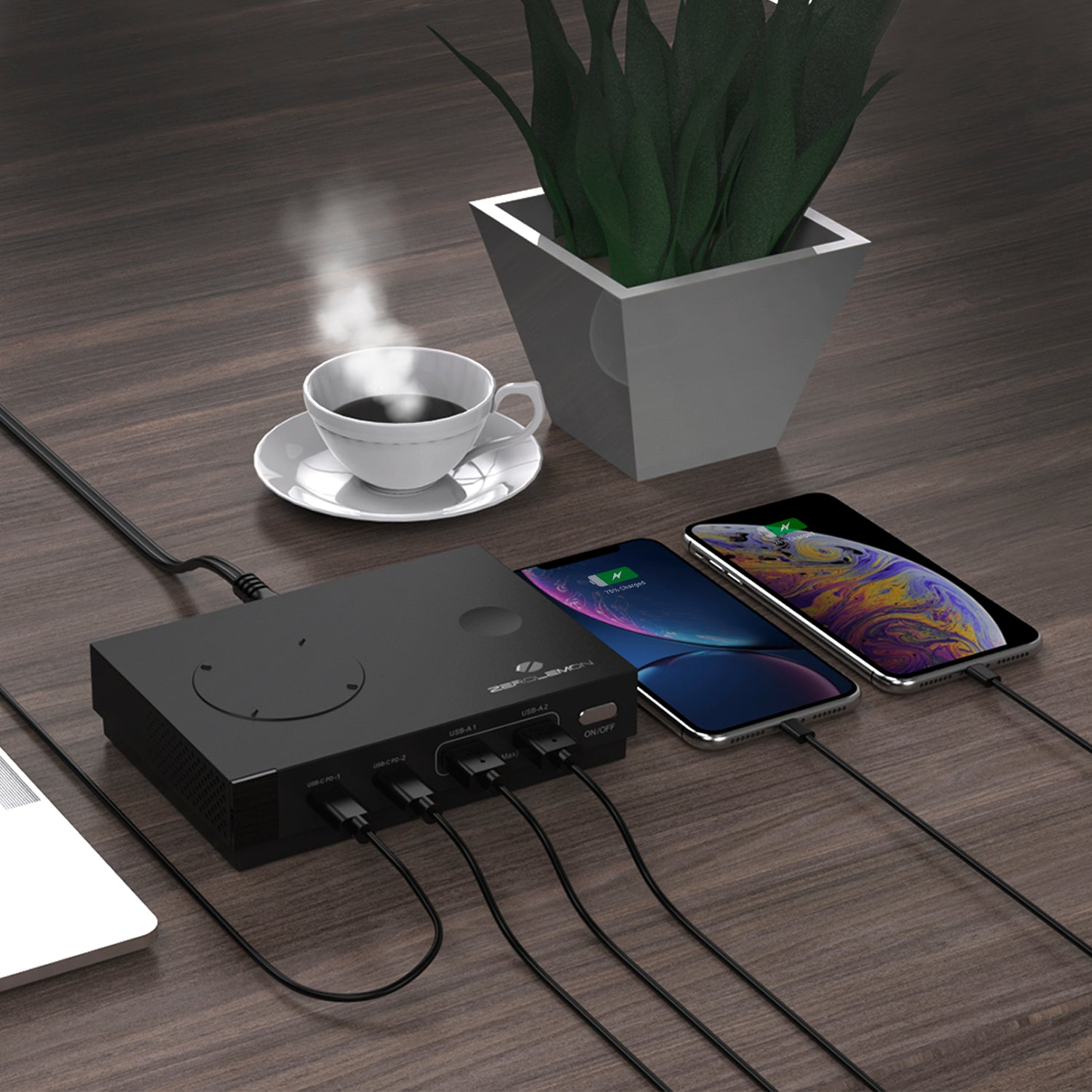 ZeroLemon 135W Extreme Charge Station