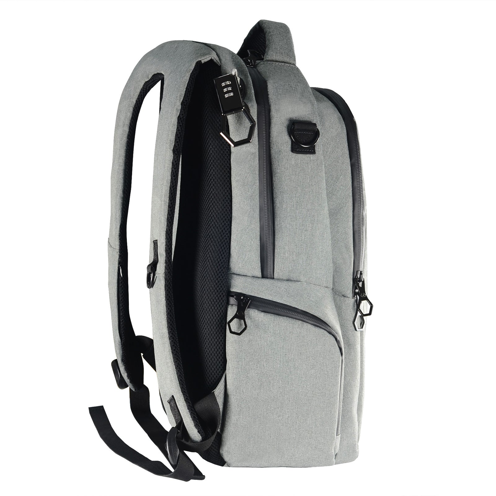 [Commuter Style] Urban Backpack - Grey [Shipping to US Only]