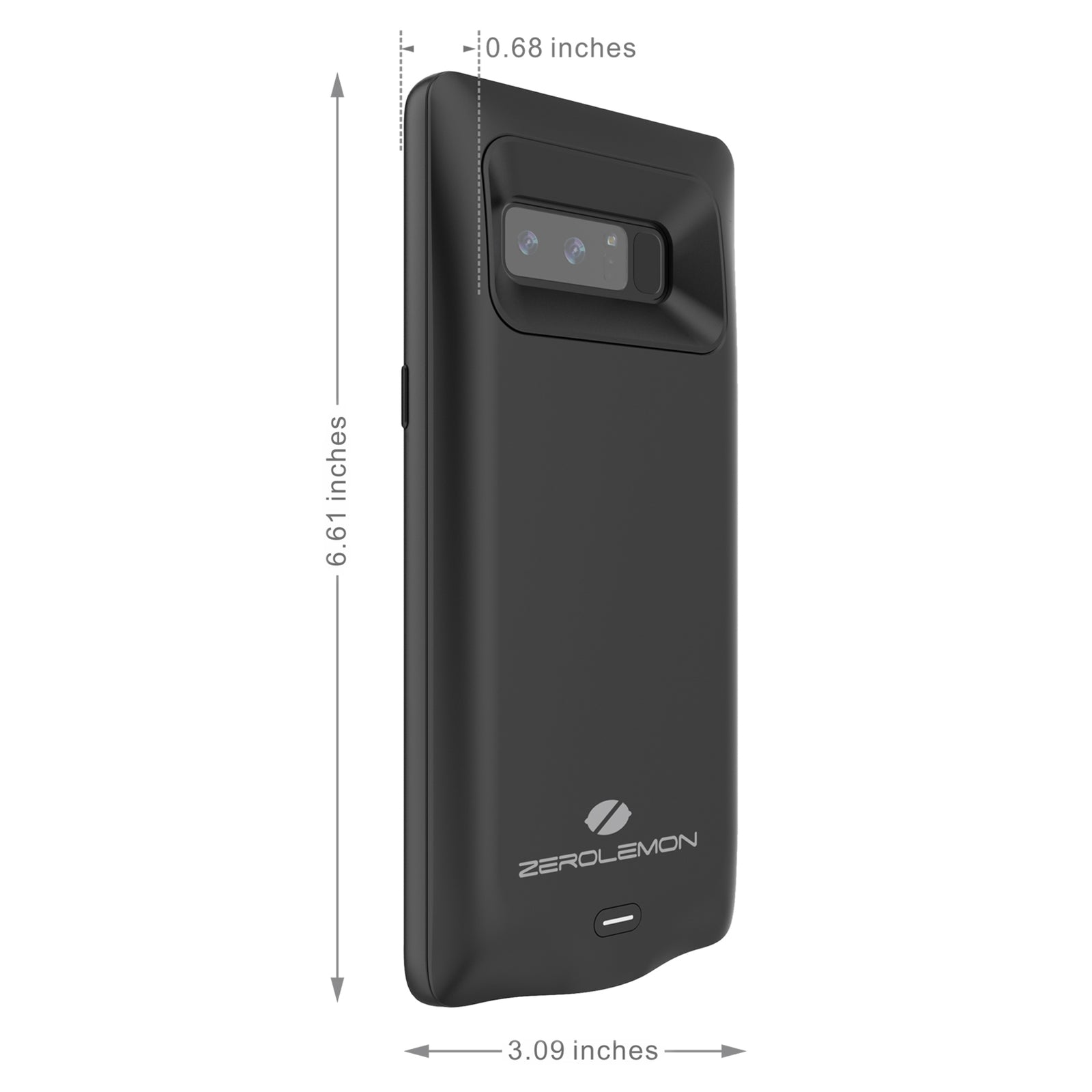 Galaxy Note 8 Battery Case 5500mAh