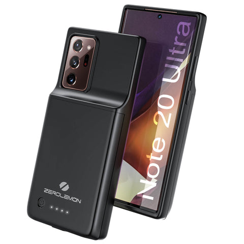 Galaxy S10 Wireless Charging Battery Case 5000mAh