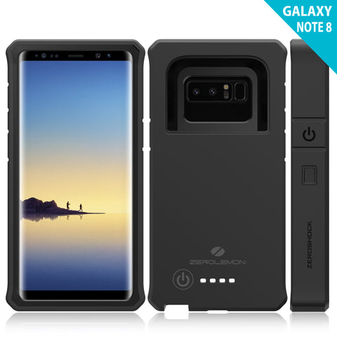 Galaxy Note 10 Wireless Charging Battery Case 8600mAh