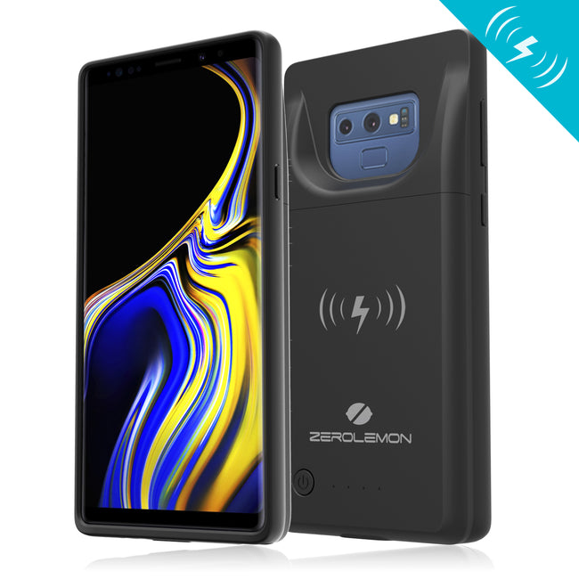 Galaxy Note 9 Wireless Charging Battery Case 5000mAh