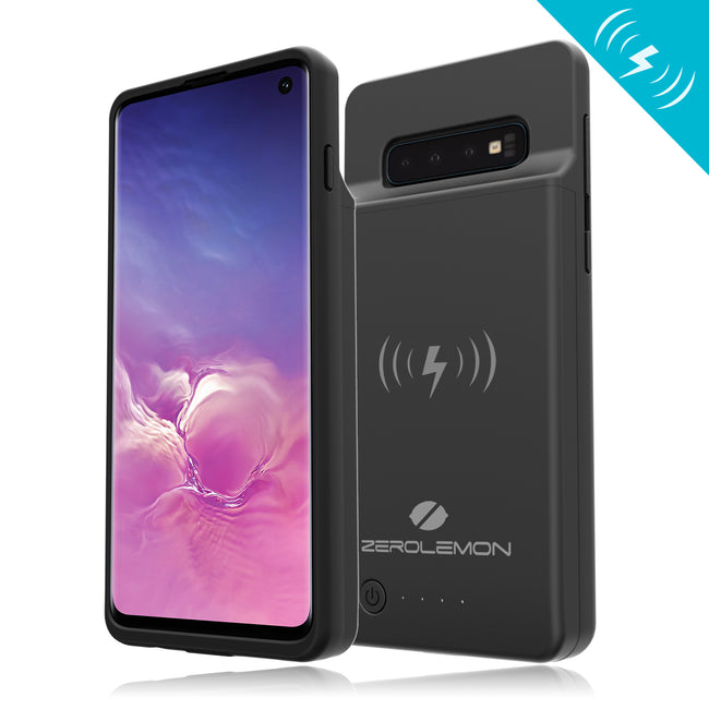 Galaxy S10 5000mAh Wireless Charging Battery Case