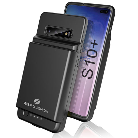 Galaxy Note 10 Plus 5G Wireless Charging Battery Case 5000mAh