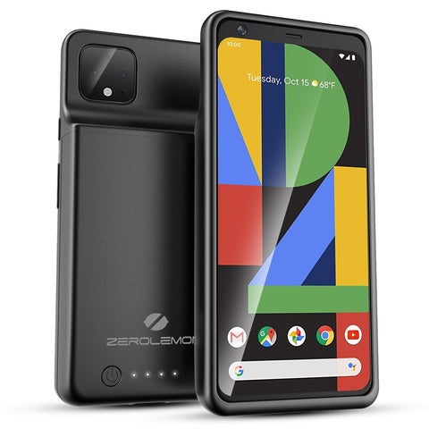 Google Pixel 4 Battery Case 6500mAh [Shipping to US Only]