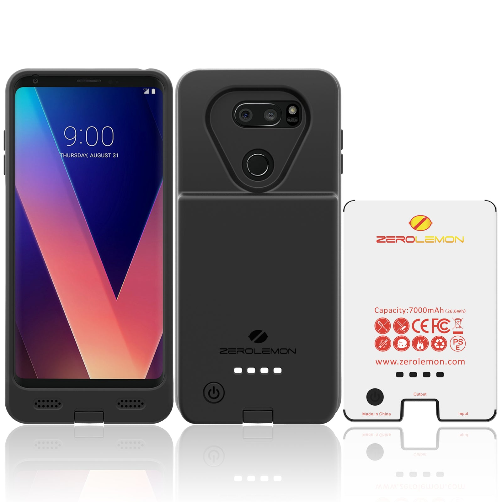 LG V30 Battery Case 7000mAh [Shipping to US Only]