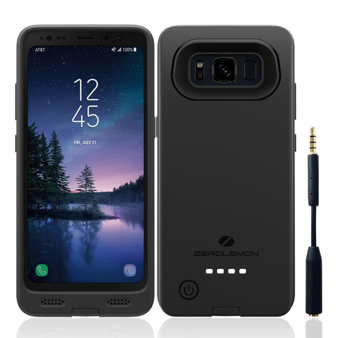 Galaxy Note 8 Battery Case 10000mAh