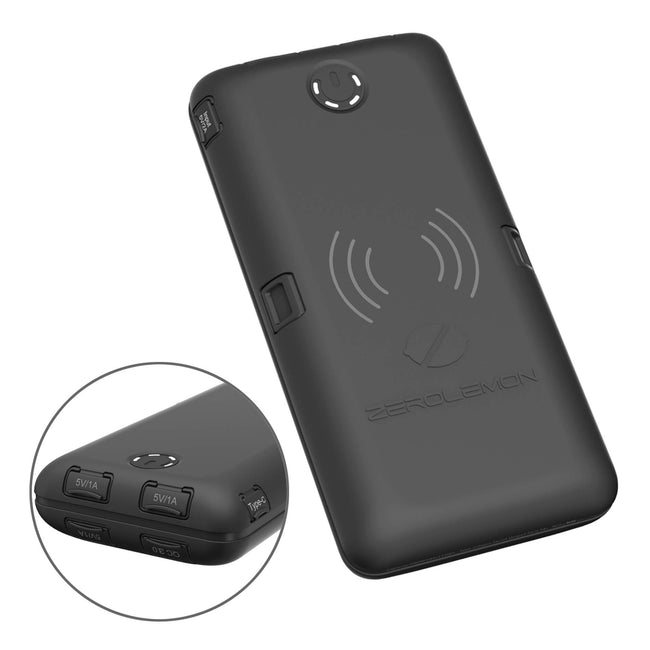 zerolemon toughjuice 30000mAh usb c/type c wireless battery