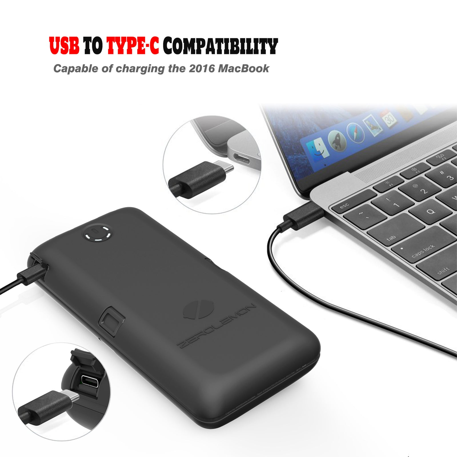 ToughJuice V2.0 External Battery 30000mAh [Shipping to US Only]