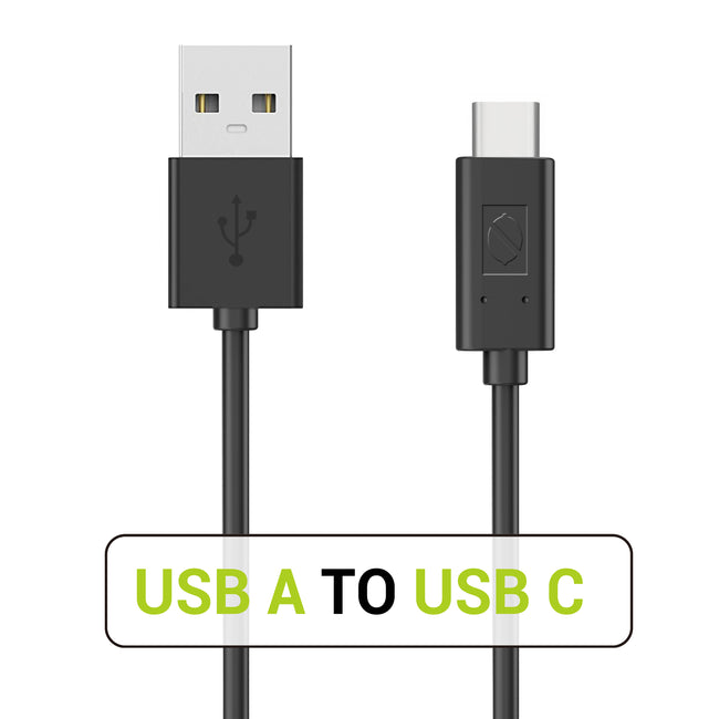 USB C to USB A 2.0 Cable 3.3ft/1m - Black (1 Pack) [Shipping to US Only]