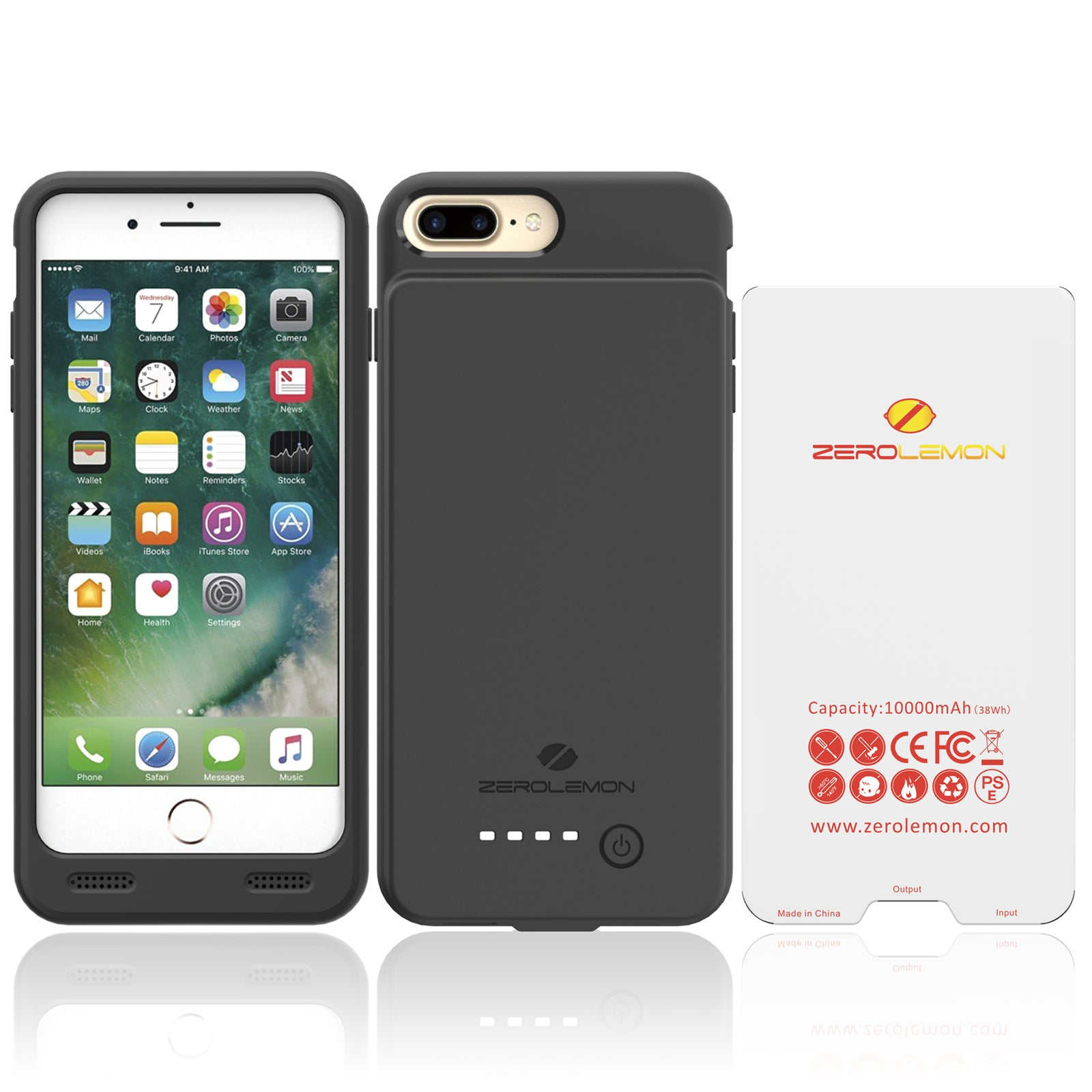 iphone 8 plus battery case mophie