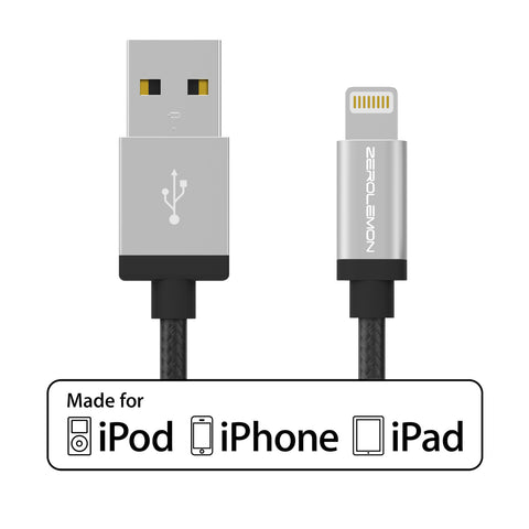 USB-C PD to Lightning Cable [Apple Mfi Certified] [Shipping to US Only]
