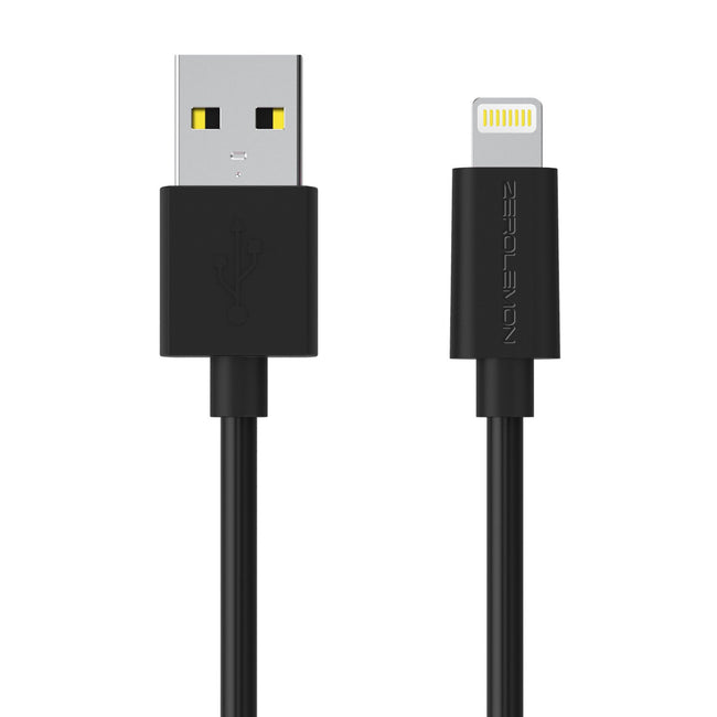 [Apple MFi Certified]Lightning Cable 6.4ft/2m - PVC Various Colors