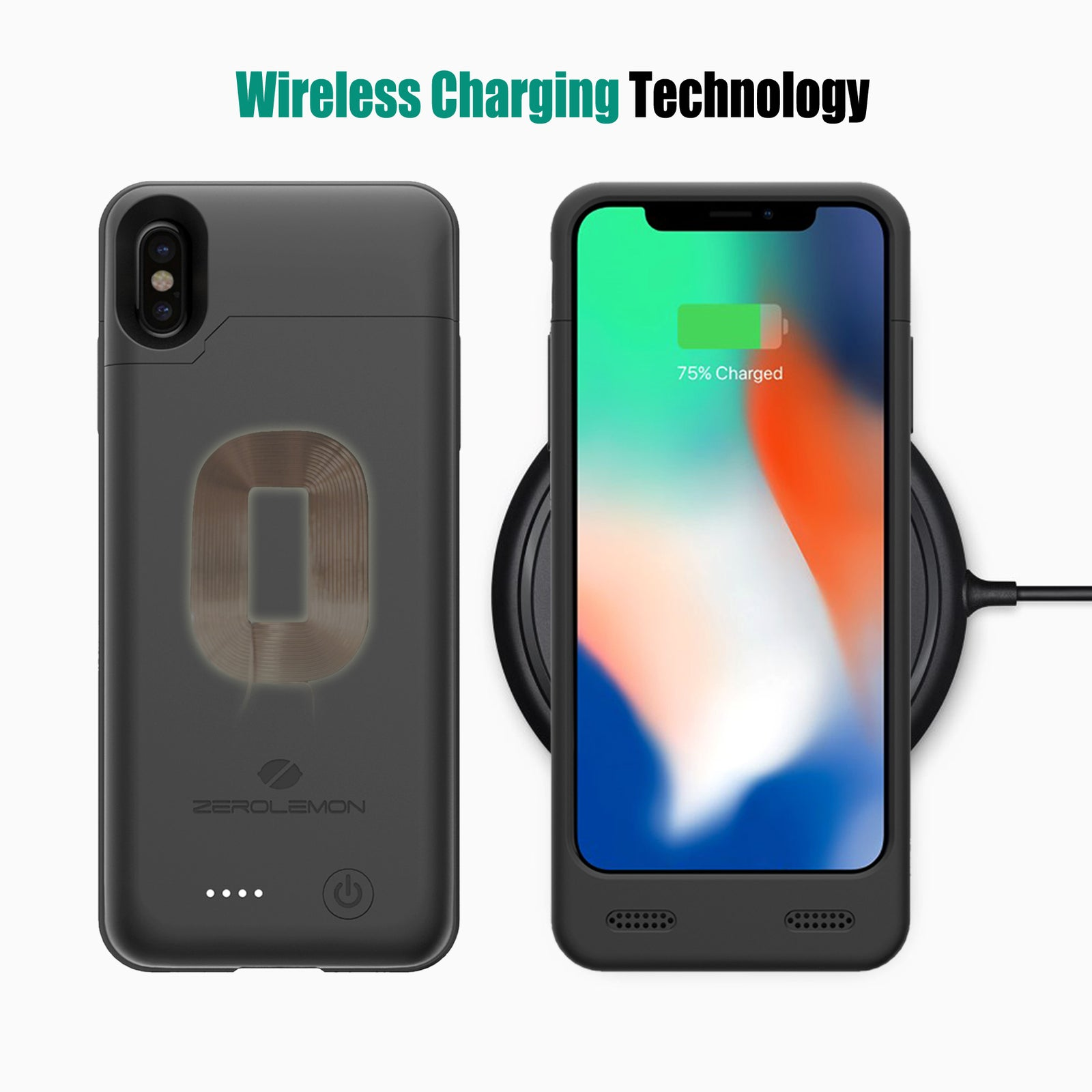 Iphone C External Battery Case