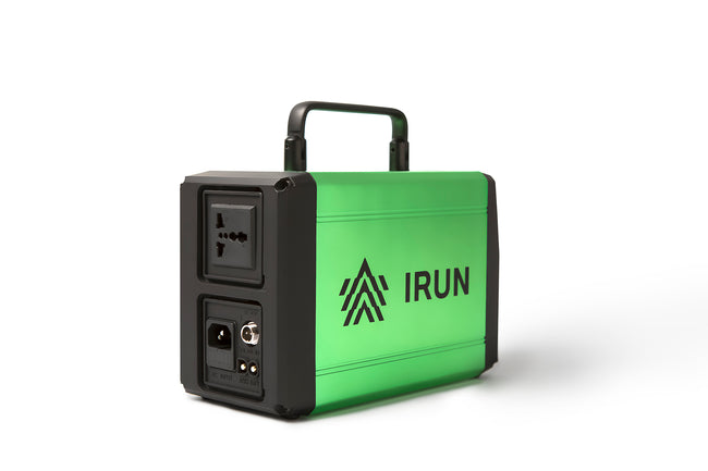 iRun Energy Box 386Wh Outdoor Portable Power Supply