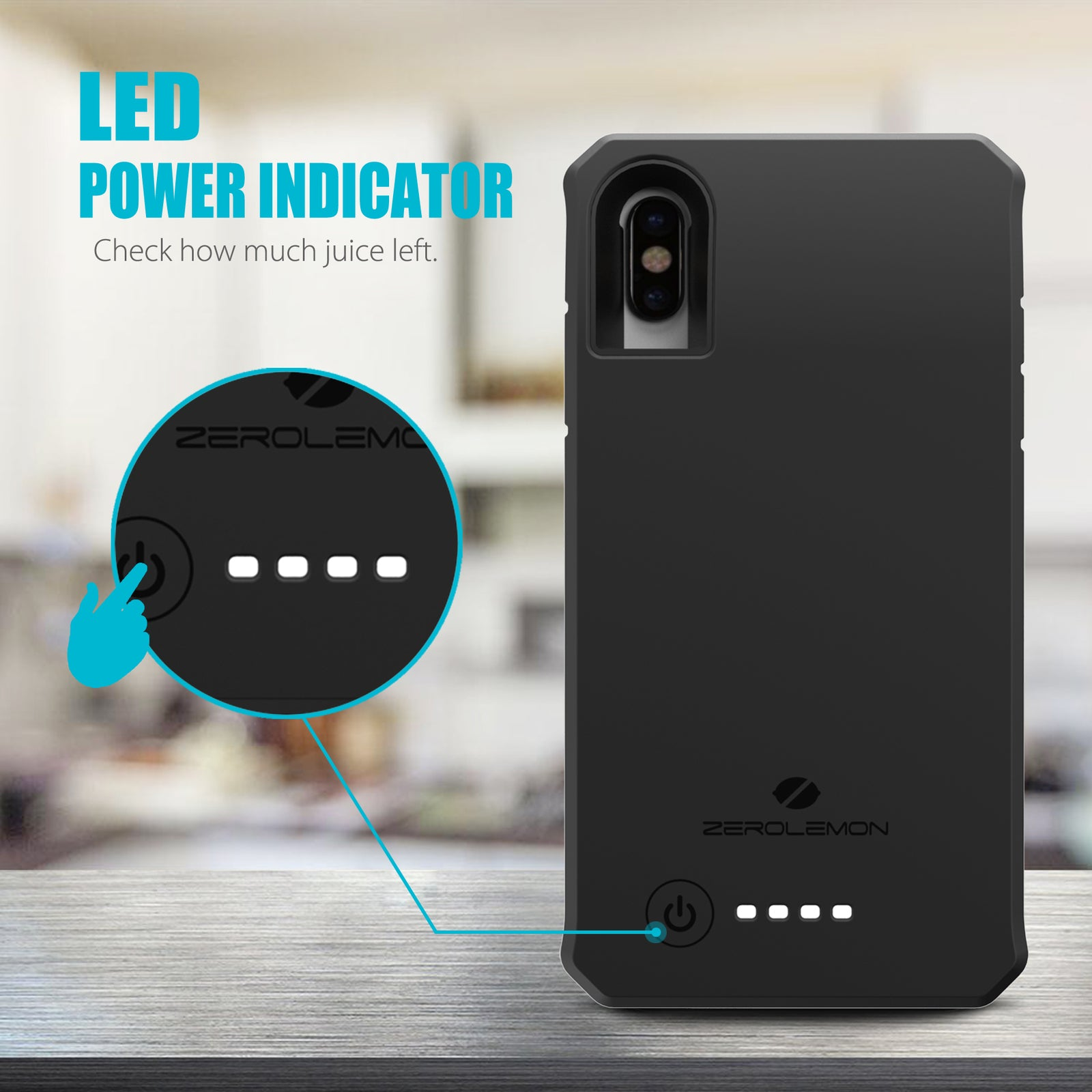 iphone xs max charger case 10000