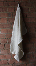 Load image into Gallery viewer, Organic Pure Linen Flax Hand Towel