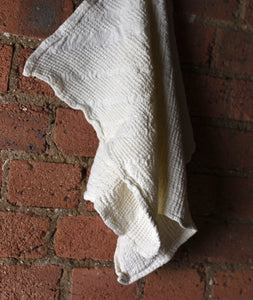 Pure Linen Flax Tea Towel