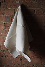Load image into Gallery viewer, Organic Linen Flax & Cotton Tea Towel