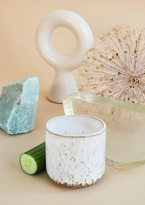 Cleansing Sage & Cucumber Scented Candle