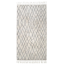 Load image into Gallery viewer, Large Berber Tufted Cotton Non-Slip Mat Rug