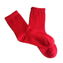 Load image into Gallery viewer, Mongolian Cashmere Ankle Socks