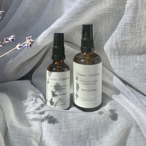 Lavender & Aloe Hand Sanitiser Spray 50ml