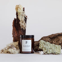 Load image into Gallery viewer, Pine, Bergamot & Clove Scented Candle