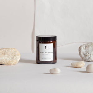 Bergamot, Black Pepper & Vetiver Scented Candle