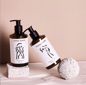 Palmarosa & Vetiver Hand Soap & Hand Cream Pair